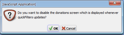 disable donations prompt
